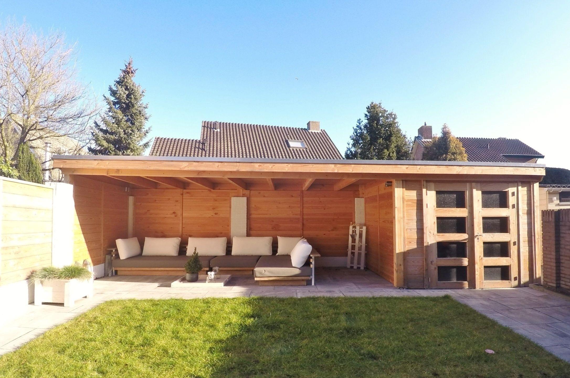 Image result for tuinhuis veranda