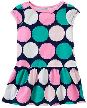 Sunny Dot Dress