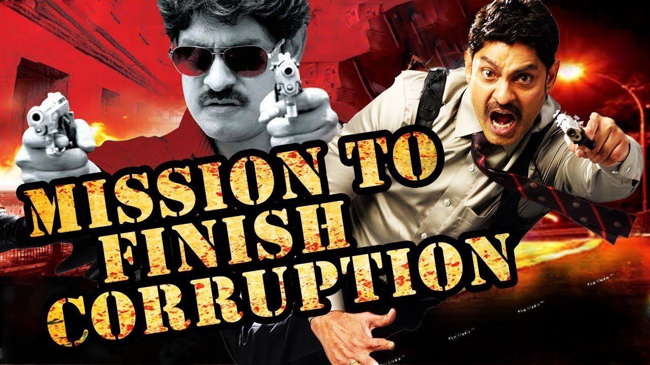 Mission To Finish Corruption (Samanyudu) Hindi Dubbed Full
