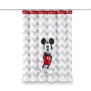 Mickey Mouse Clubhouse Bathroom Shower Curtain