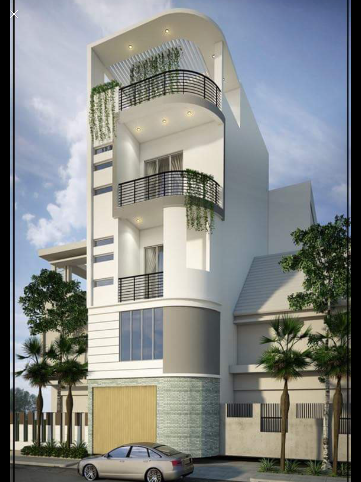 49 Most Popular Modern Dream House Exterior Design Ideas 3 In 2020: Brick House Designs, Small House Exteriors, Small House Design Exterior