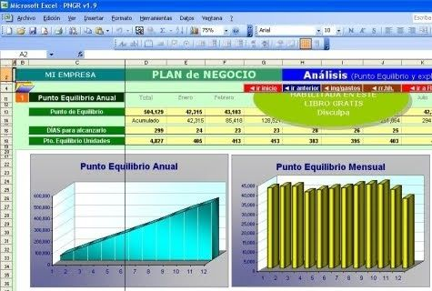 plantilla de plan de negocios para la apertura de una empresa de techado en español!