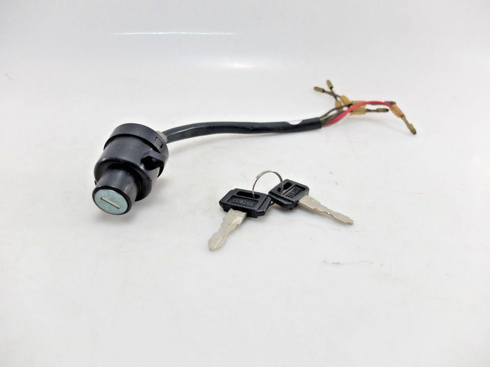 YAMAHA LB50 LB80 CHAPPY Y80 Y80M V80 Main Ignition Key ... on