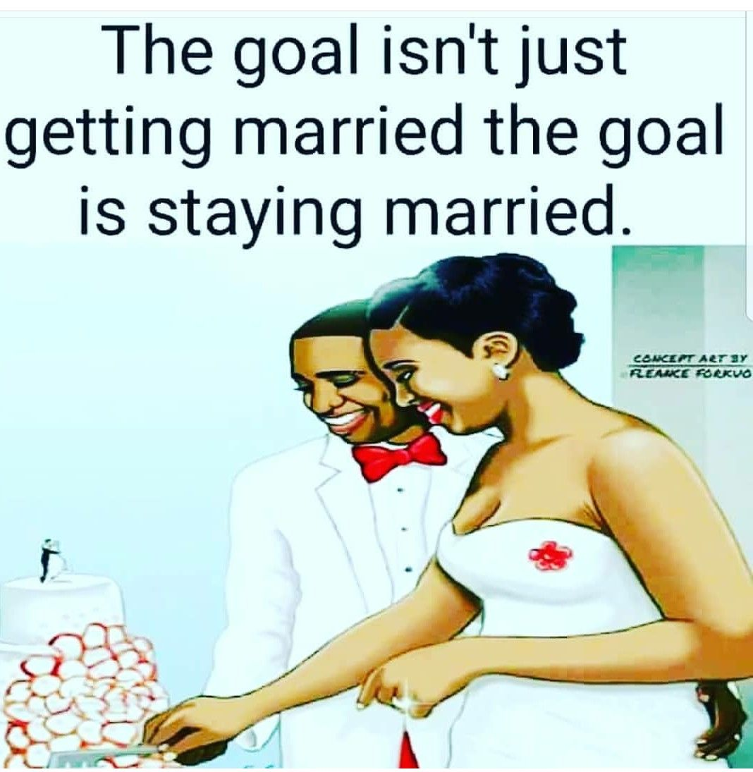 Marriage Goal