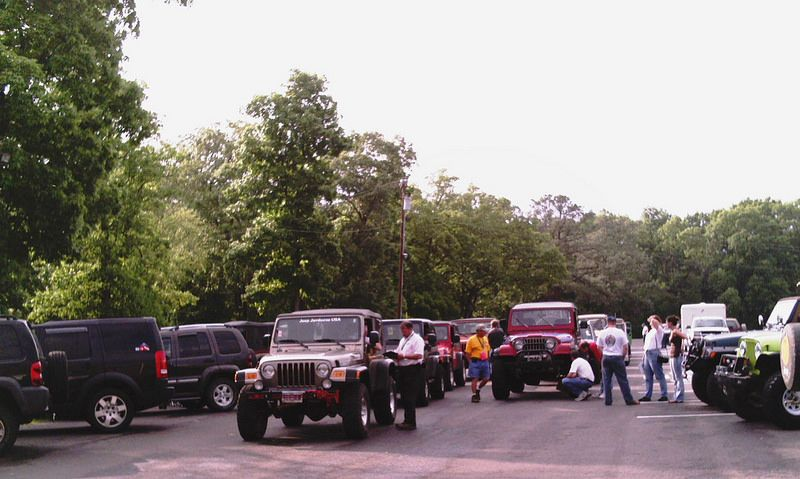 Lbljeepjamboree Land Between The Lakes Outdoor Recreation Forest Service