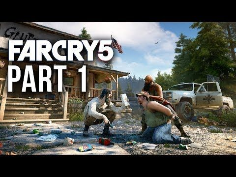 Man Cave Far Cry 5 Walkthrough : Far cry walkthrough part u gameplay ps pro