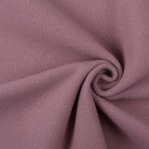 Italian Dusty Rose Wool Blended Coating Mood Fabrics Wool Fabric Cashmere Coat
