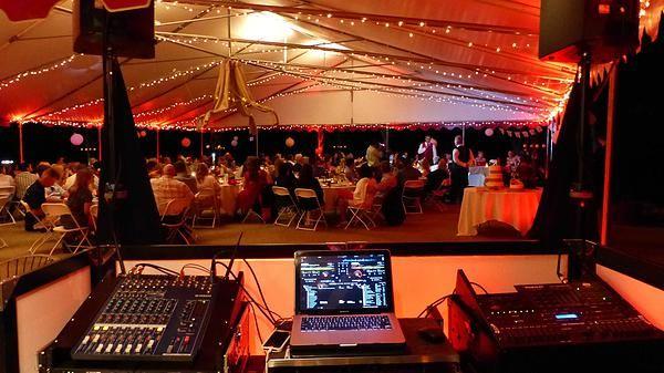 The Wedding Dj Company Northern California Djs Wedding Dj Setup Dj Company Wedding Dj