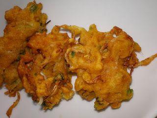 Aku Awek Kelantan Cucur Udang Rangup Asian Recipes Recipes Chicken Recipes