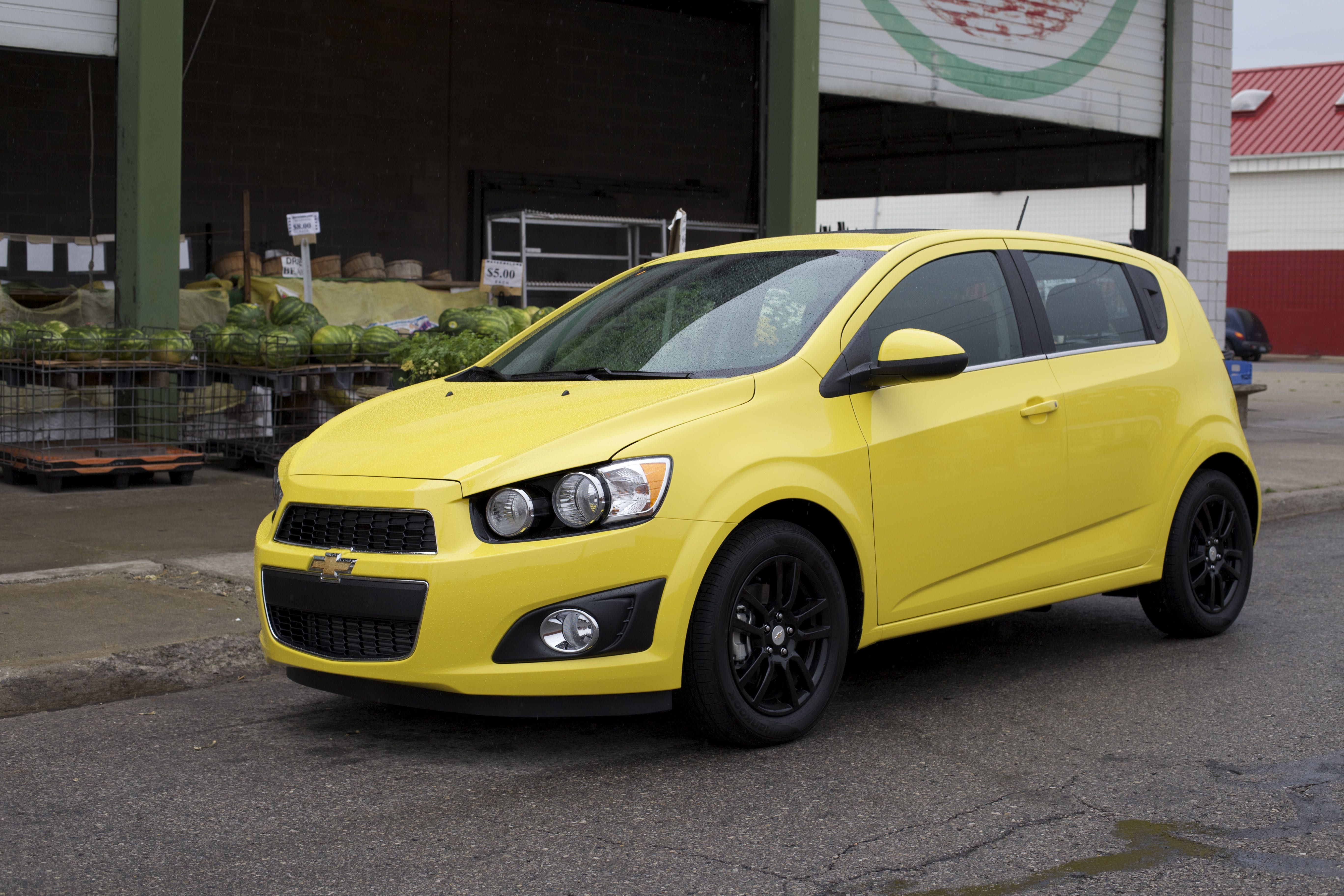 Oh That S Fresh There S Nothing Like A Chevy Sonic At The Local
