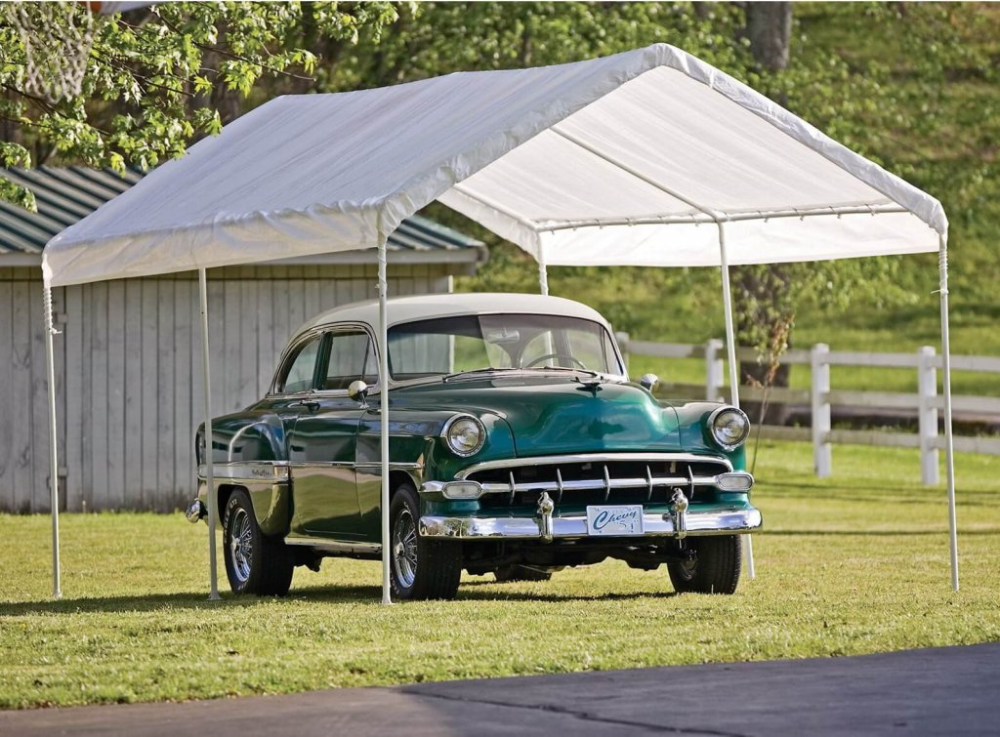 15 Best Carport Canopy Reviews | Garage canopies, Carport ...
