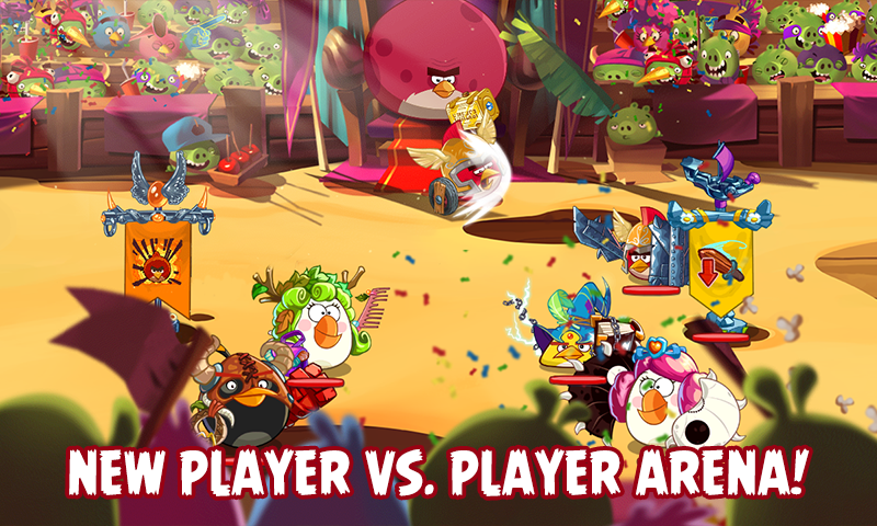 Angry Birds Epic Appstore for Android (With