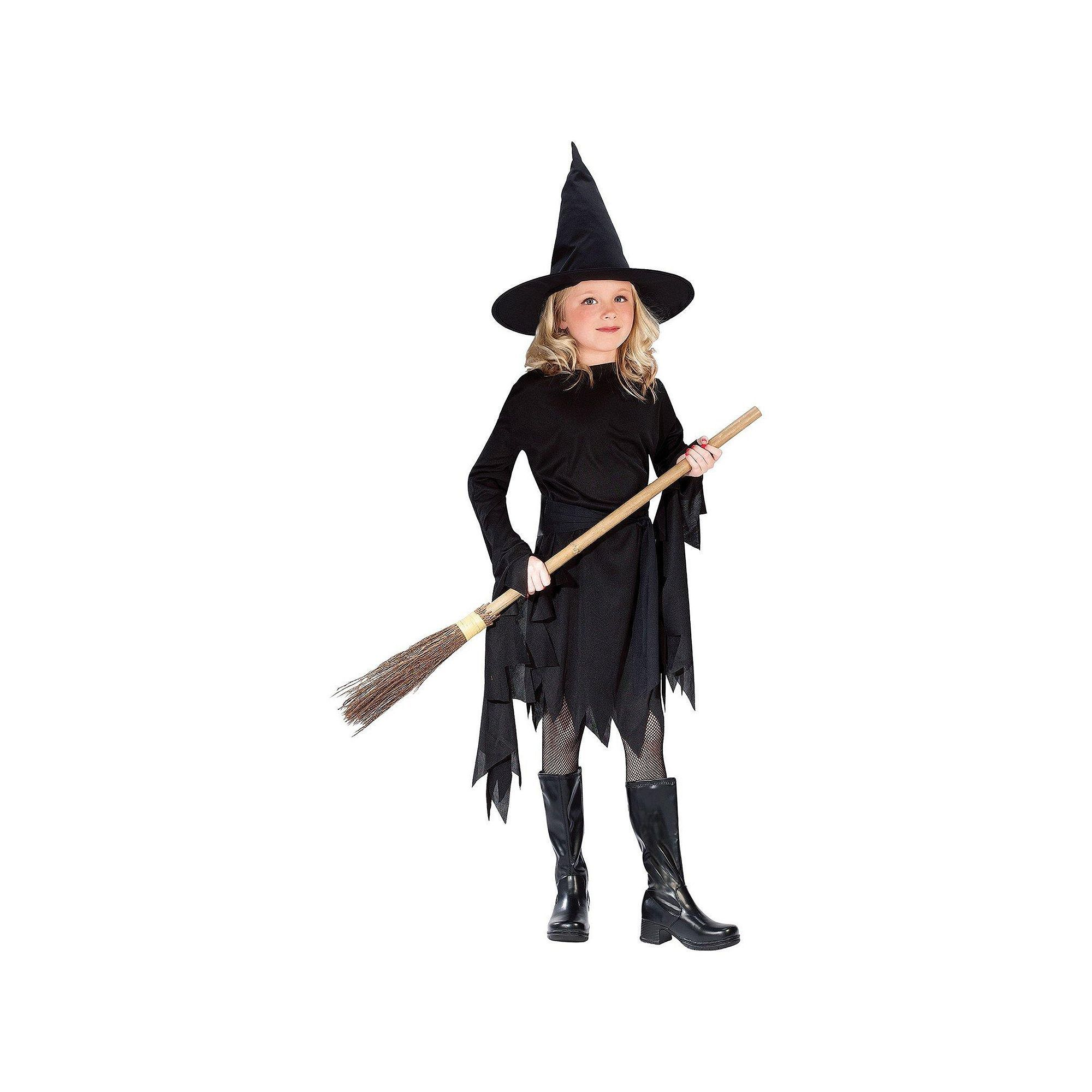 Witchy Witch Costume - Kids, Girl's, Size: Large, Multicolor ...