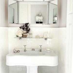 bathroom - Jeff Lewis Design