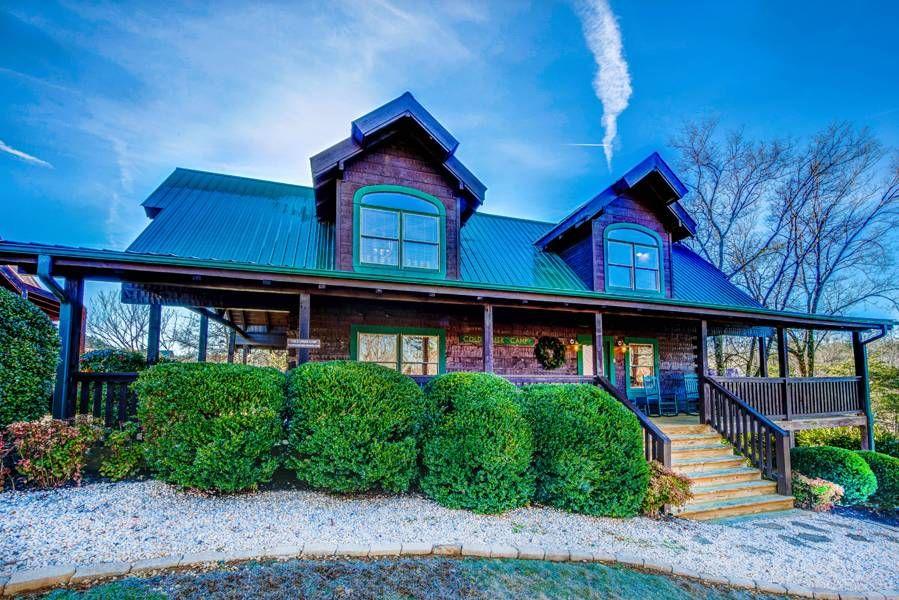 Cold Creek Camp Cabin Rental\