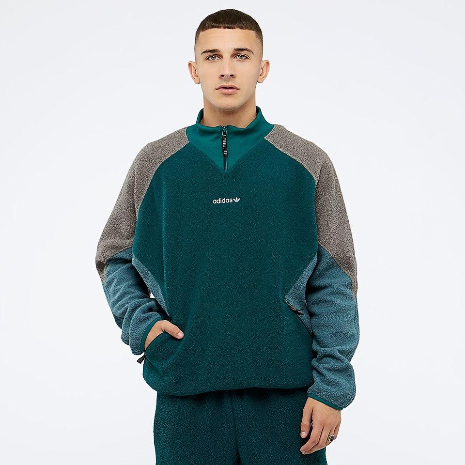 adidas Originals EQT Polar Jacket Noble Green | Clothes