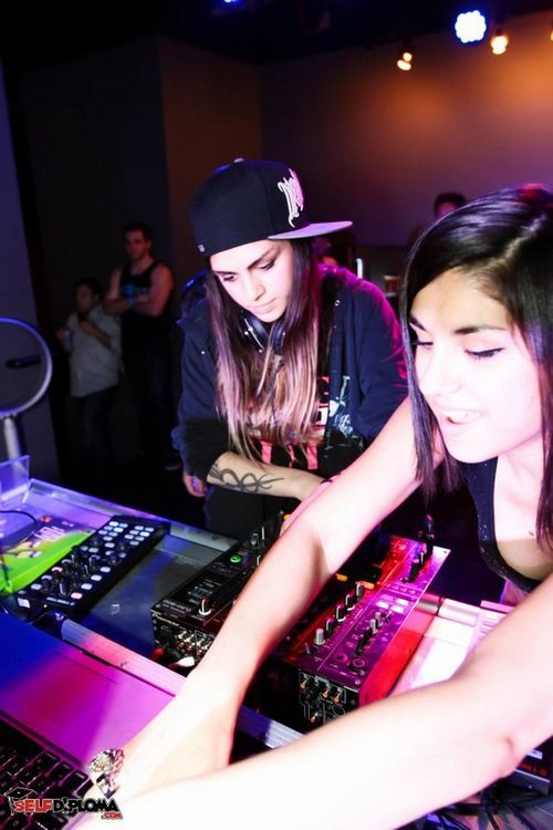 Female dj tumblr