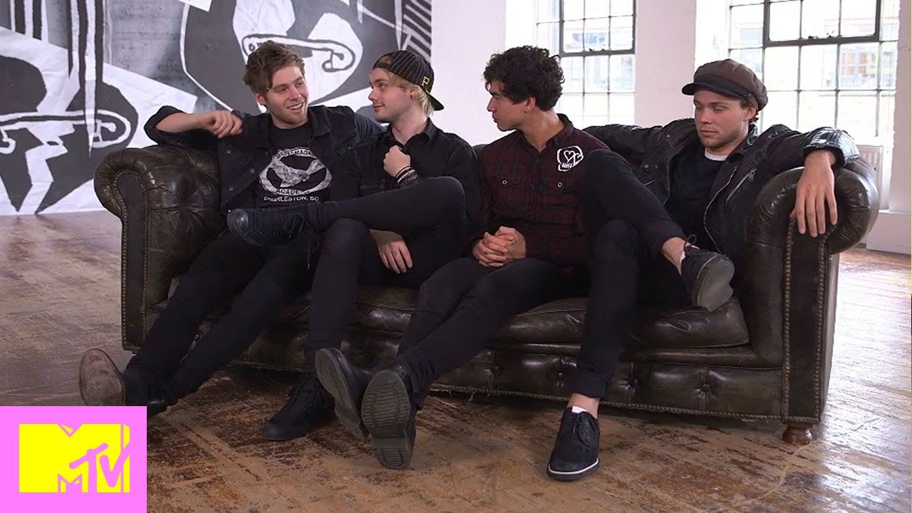 MTV NEWS: A geração do 5 Seconds of Summer