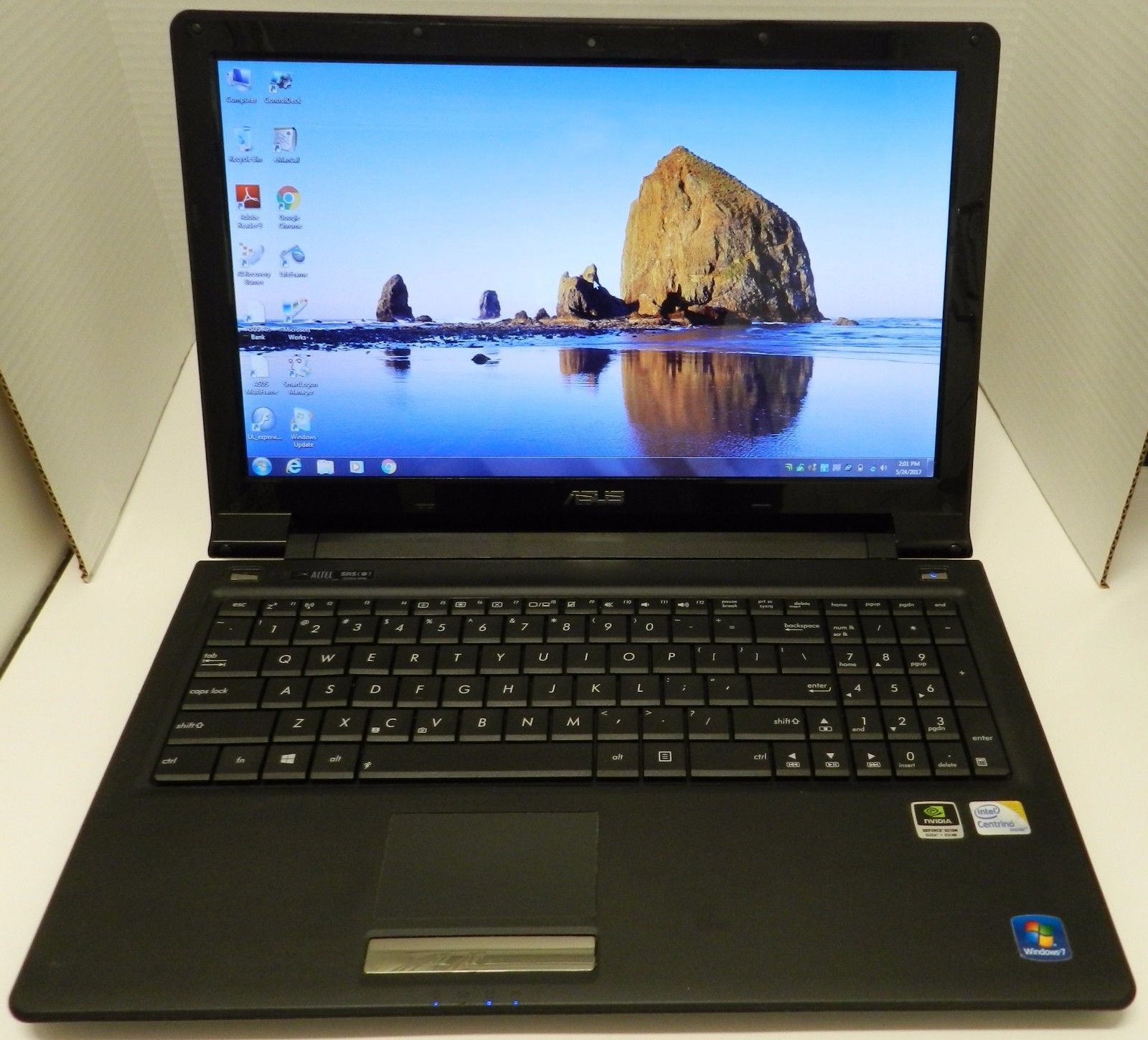 ASUS UL50VS NOTEBOOK VGA WINDOWS 7 DRIVER