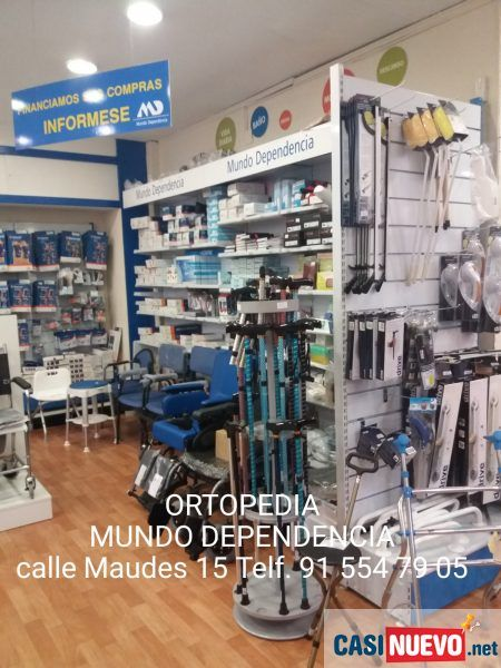 Donde Alquilar Muletas En Madrid Baratas 915021325 En Madrid