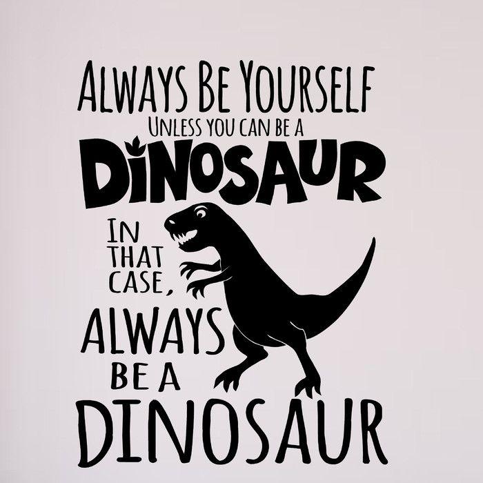 Dinosaur 105 Stencil