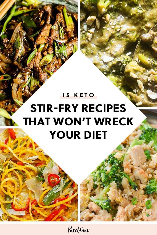 15 Keto Stir-Fry Recipes That Won't Wreck Your Diet images