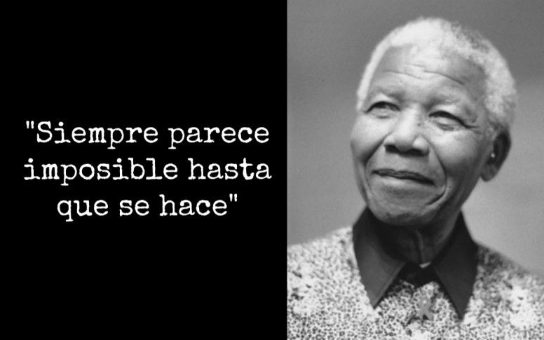 15 Frases De Nelson Mandela Sobre La Paz Y La Vida Que Te Harán Reflexionar Frases De Nelson Mandela Nelson Mandela Frases Sobre La Paz
