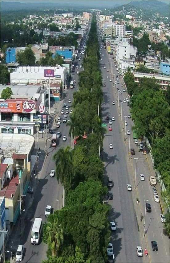 La ciudad donde nací y viví hasta la adolescencia