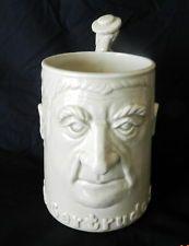 Gertrude Stein Stein Mug with Alice B Toklas on handle hee hee hee