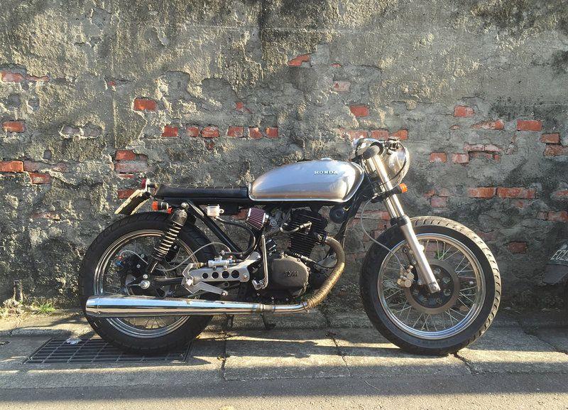 cafe racer vehicles motorbike. Black Bedroom Furniture Sets. Home Design Ideas