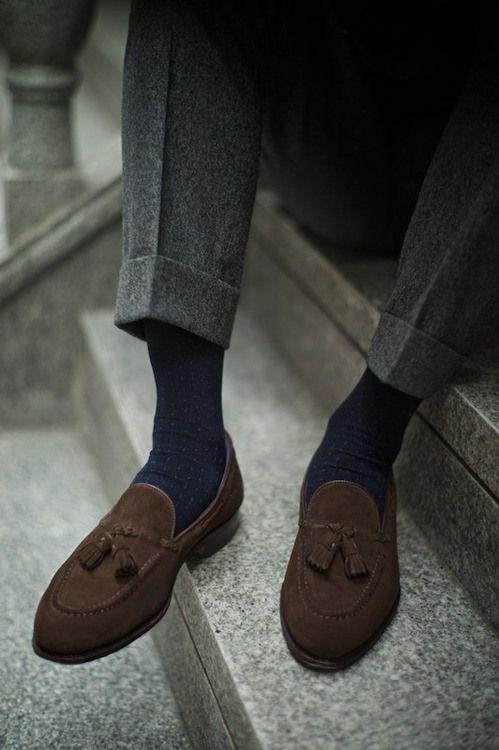 new arrival 8eaa5 9cfe7 Carmina | Mocassini | Scarpe eleganti, Calze da uomo e Scarpe