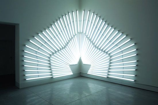 Fluorescent Tube Installations