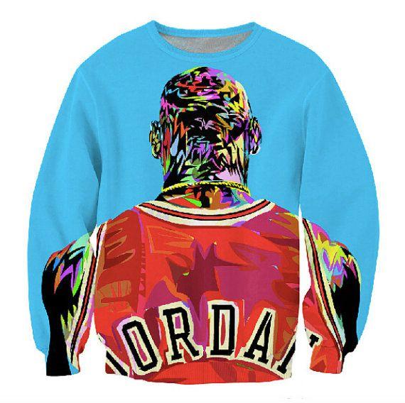 Michael Jordan NBA Sweatshirt Hoodie