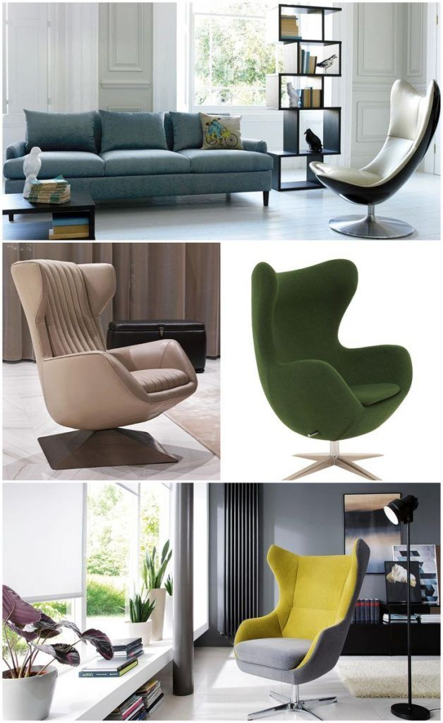 11 types of accents chairs for living room107 photo