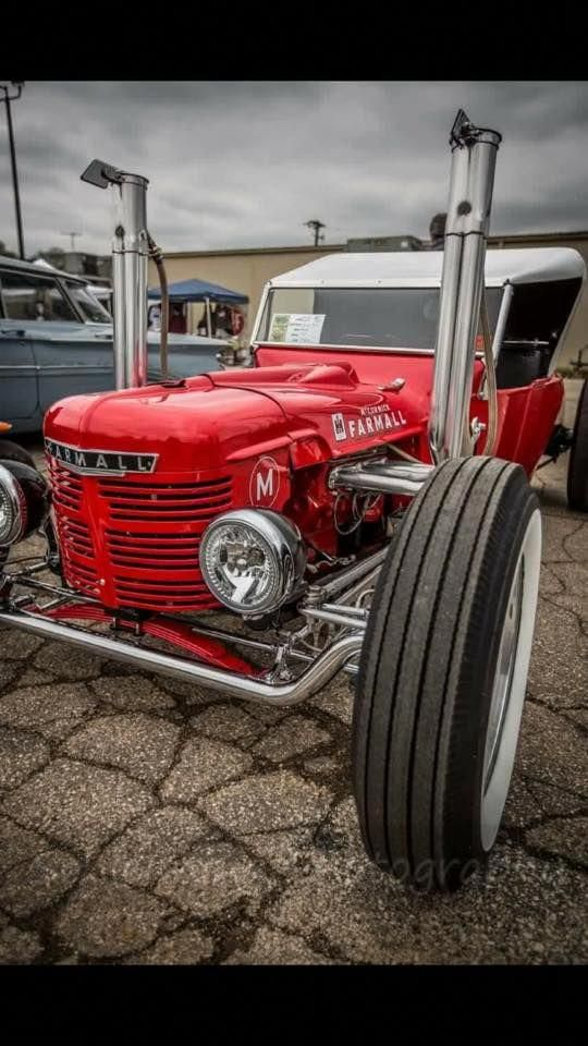 rat rod international trucks
