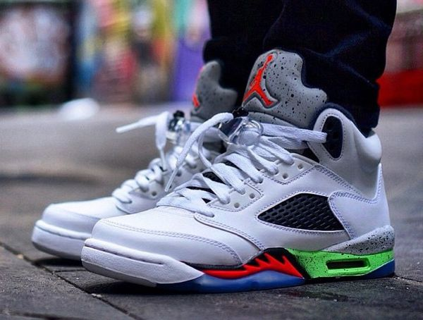Air Jordan 5 Retro Poison Green (ProStars) post image