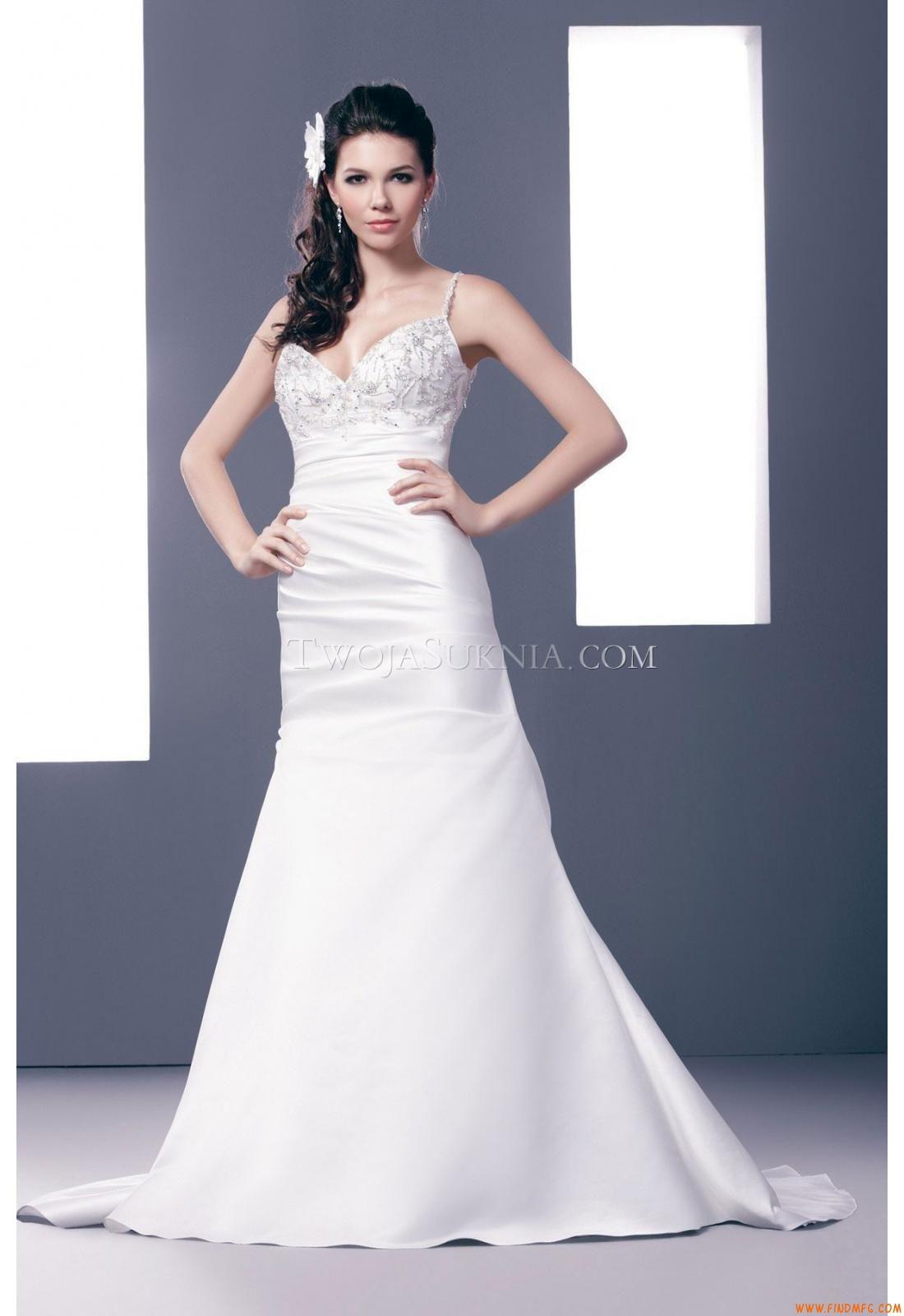 Vestidos De Noiva DZage D31162 2012