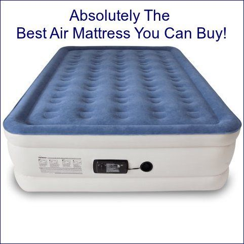 Best Bed For The Relatives This Holiday Sound Asleep Air Mattress Inflatable Air Mattress Air Mattress Camping Air Mattress Bedroom