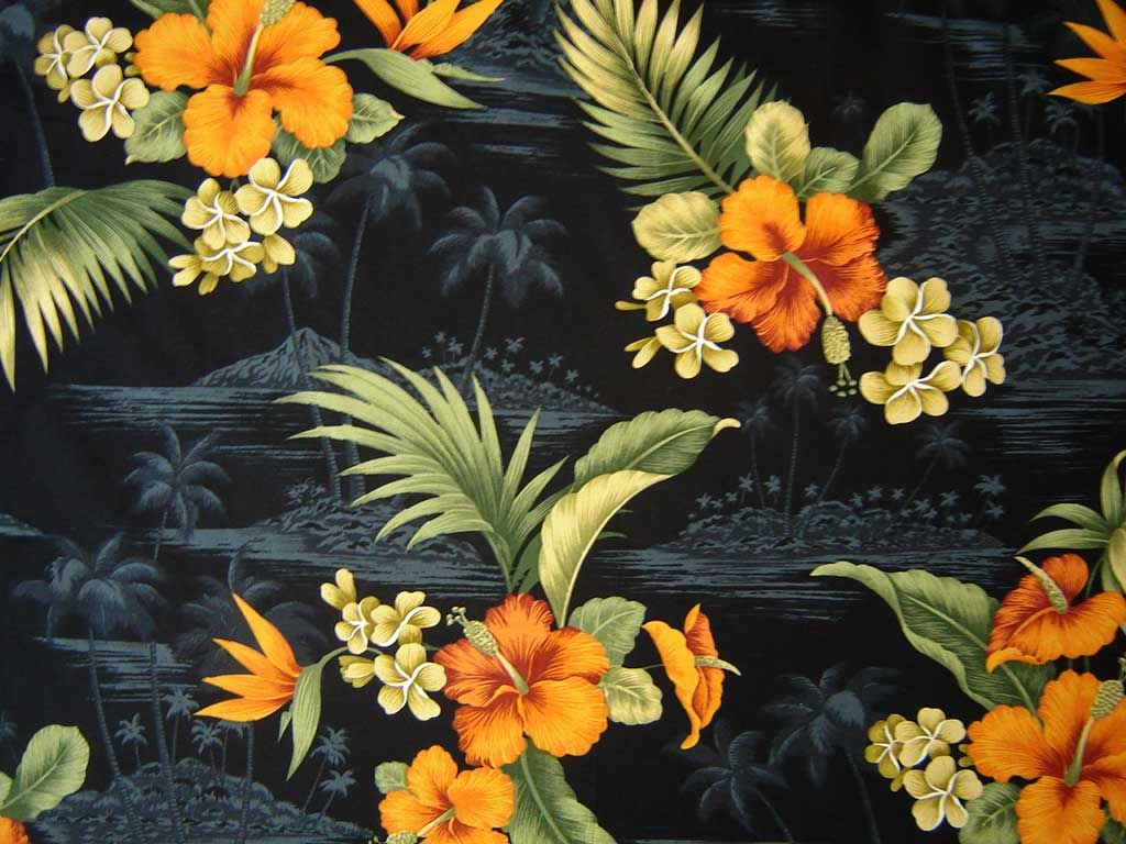 Hawaiian Shirts Pattern