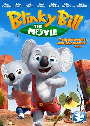 Blinky Bill is a little koala with a BIG imagination! An Adventurer at heart, he dreams of leaving the little town of Green Patch and follo...