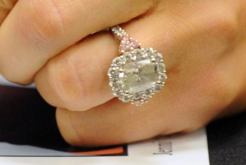 Jenni Jwoww Farley Engagement Ring Celebrity Engagement Rings