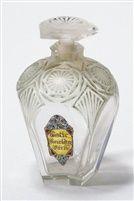 Gueldy Gotic flacon by Julien Viard