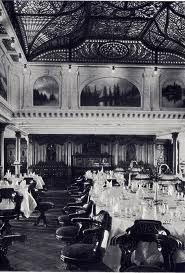 One of the dinning rooms