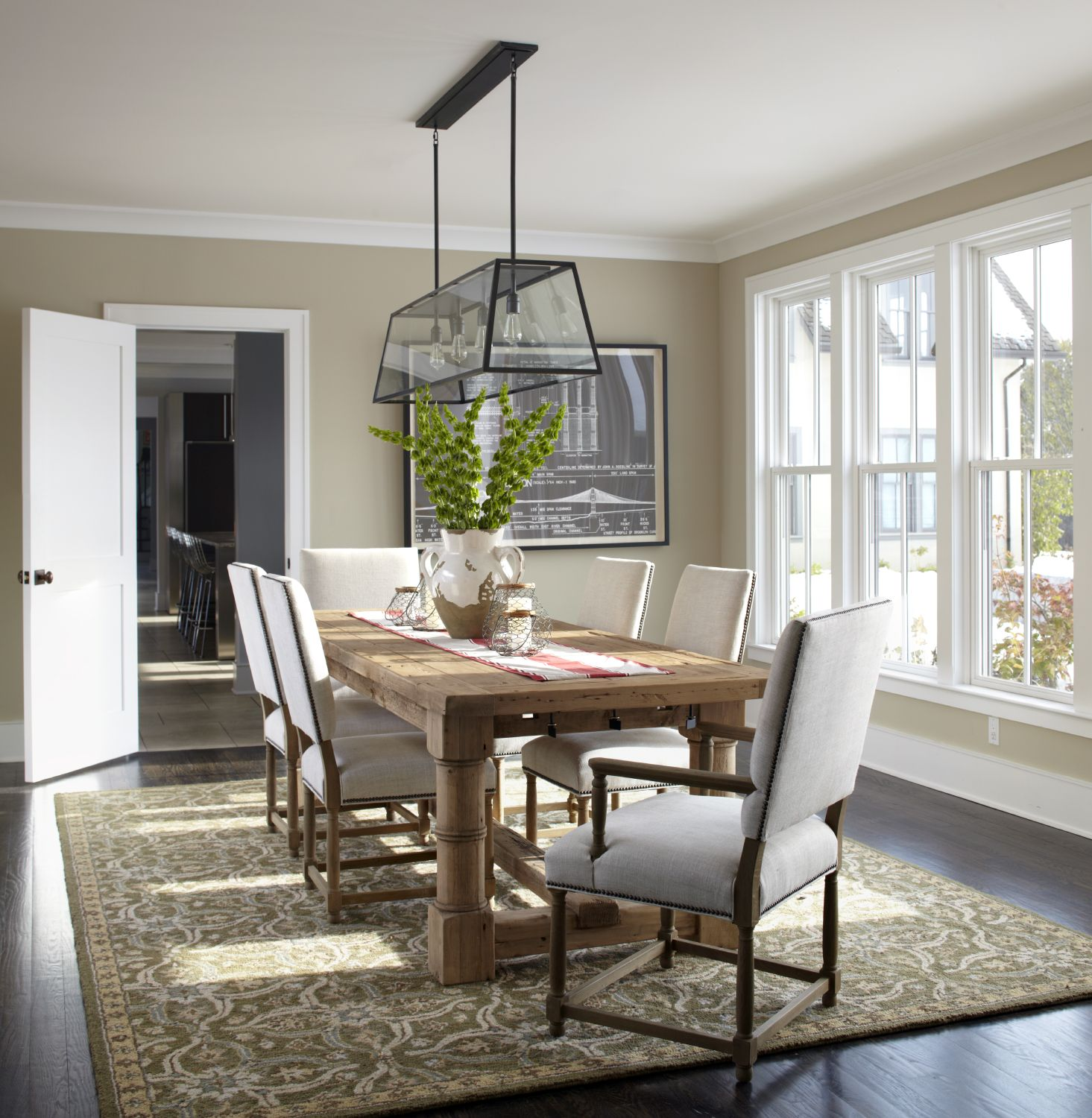 Classic Dining Room, Dining Room Design