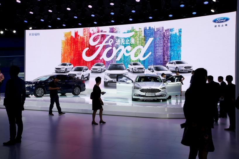 awesome Exclusive Ford set for China tie-up with Alibaba to test