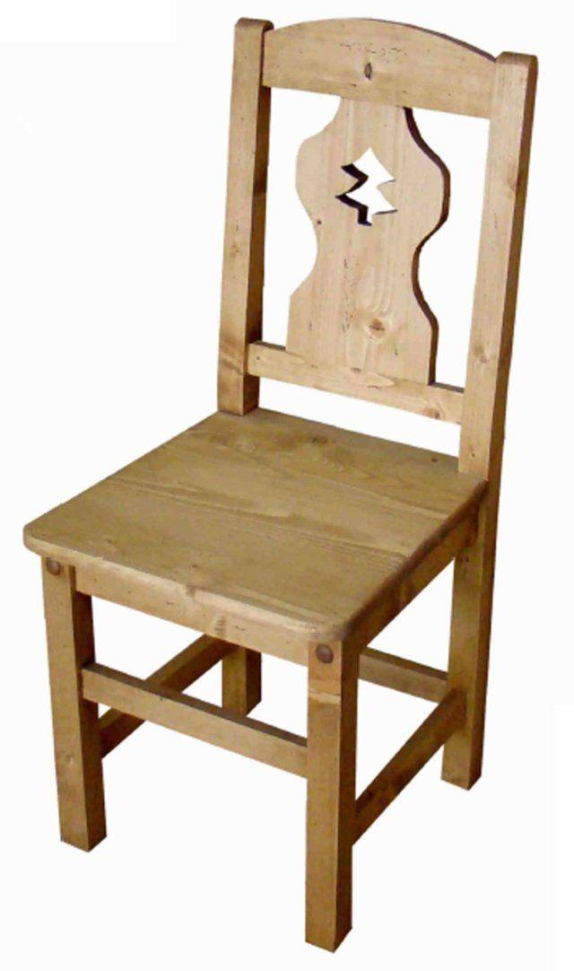 Cod c92 sedia con pino seduta legno dimensioni l40 p42 - Dimensioni sedia ...