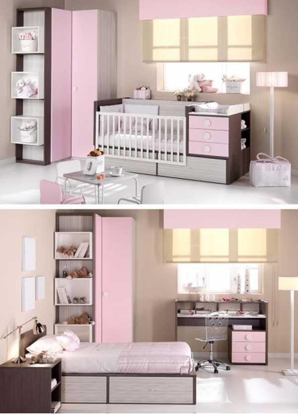 Habitaciones para beb s ambardi baby pinterest bebe - Mobiliario habitacion bebe ...