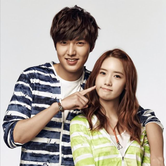 Lee min ho dating yoona korean