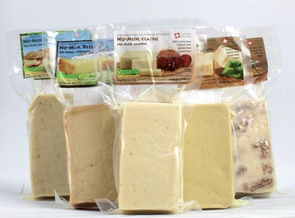 Vegan Food Review - Vegusto Vegan Cheese