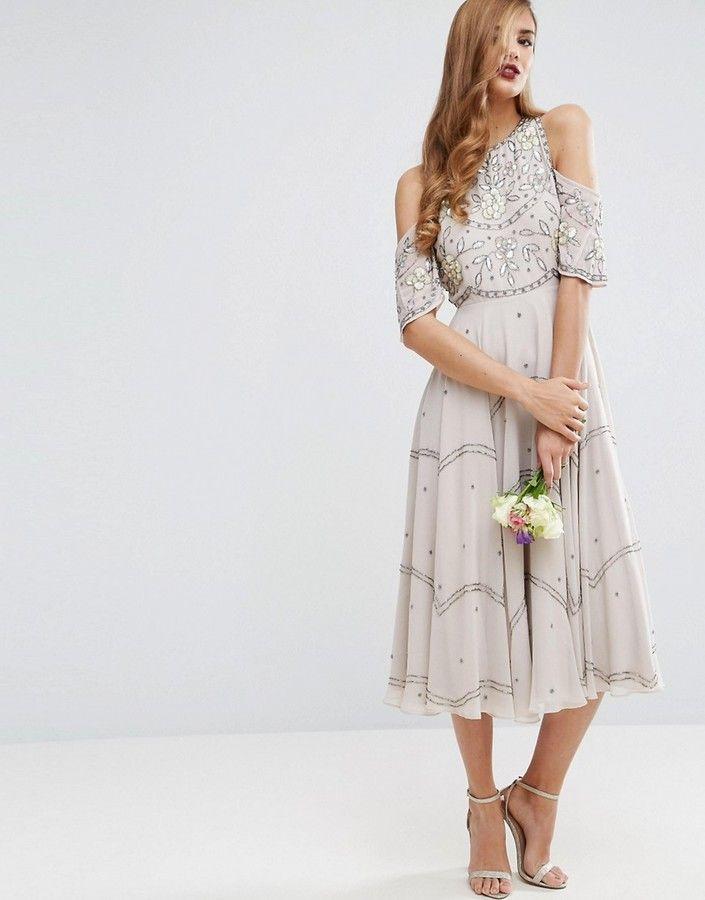 Midi Kleider Hochzeit